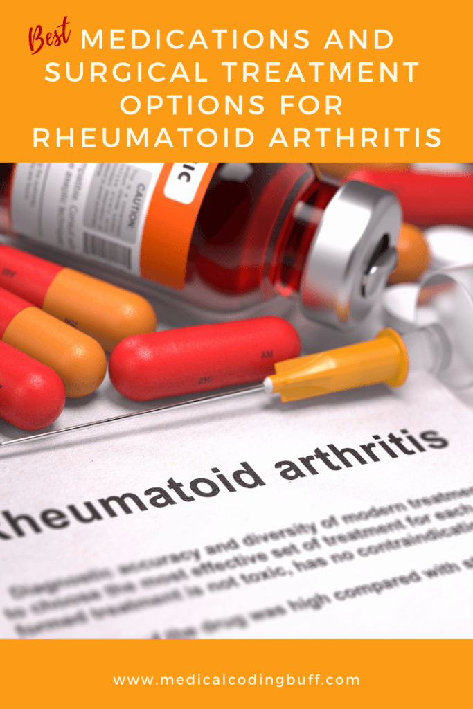 medications for rheumatoid arthritis