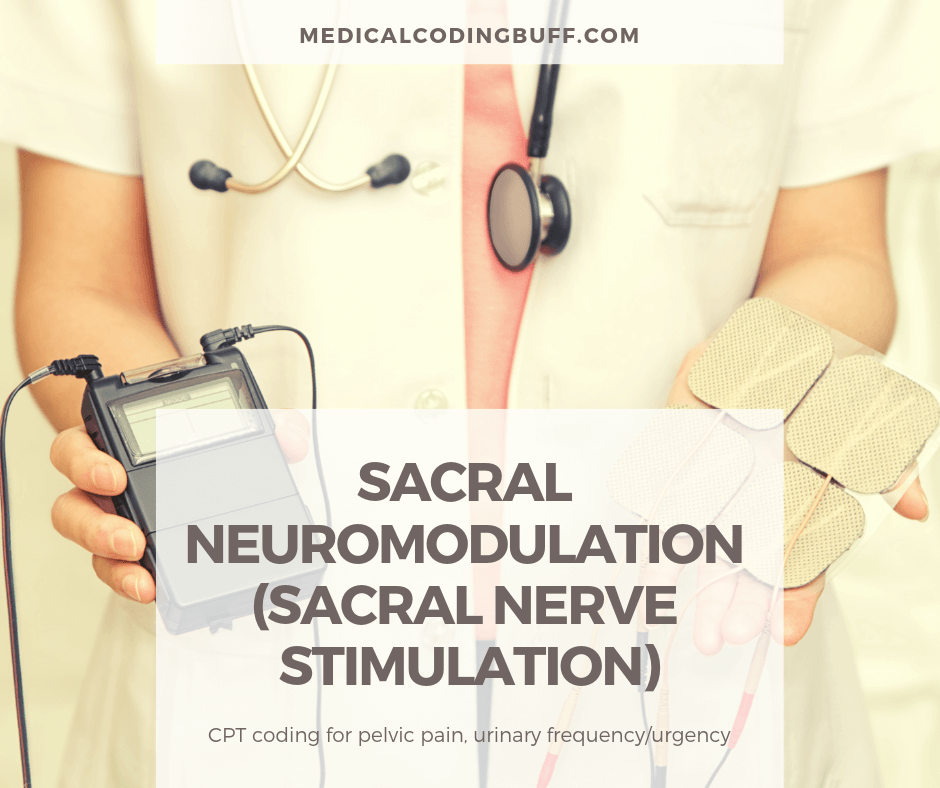 sacral nerve stimulation test